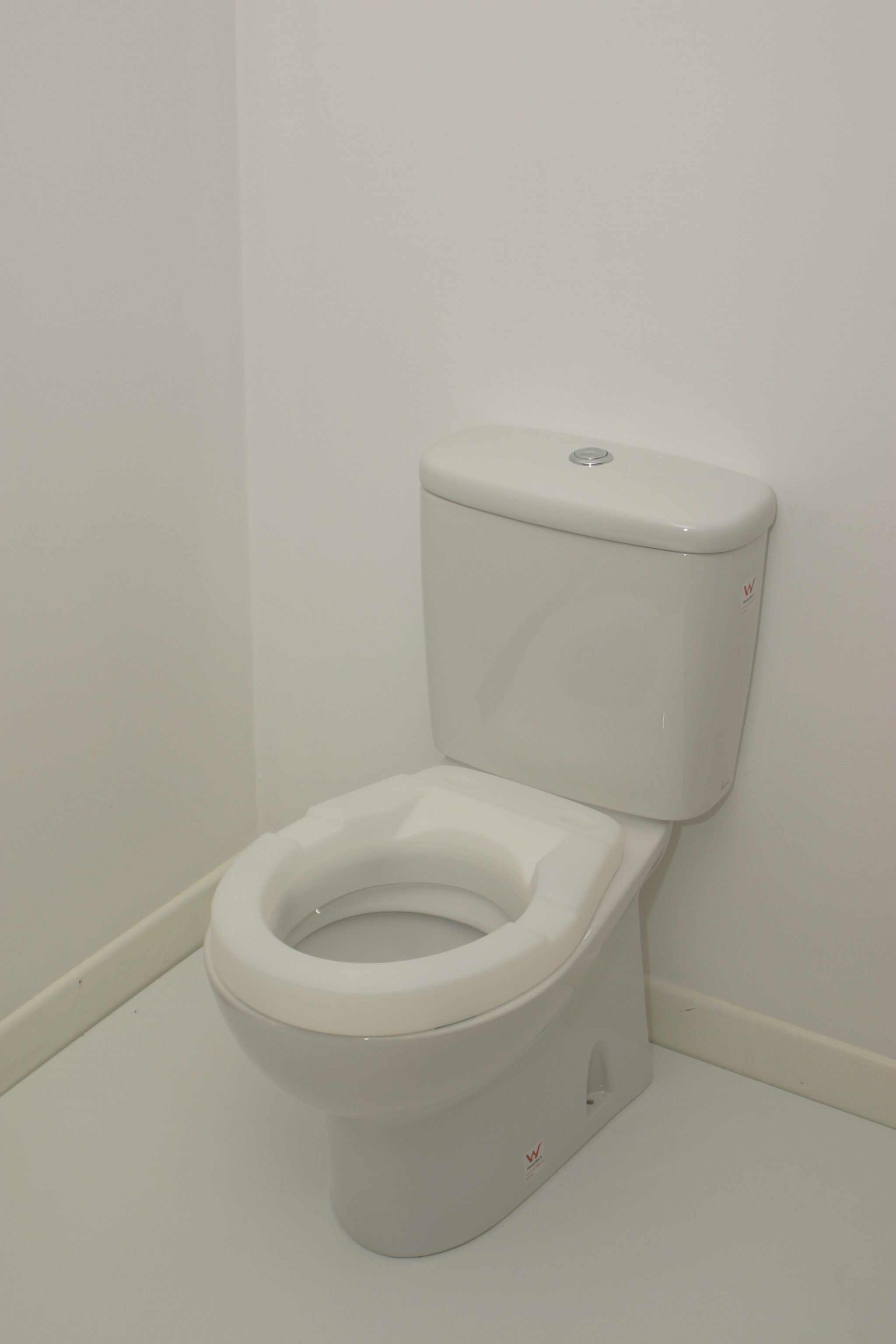 Throne Toilet Seat Raiser Independent Living